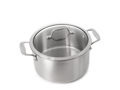 6-Quart Covered Dutch Oven