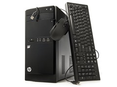 HP AMD Dual-Core Desktop