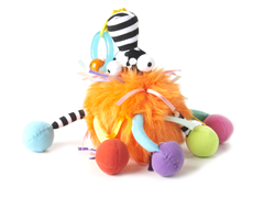 Fuzzi Lovebug, Sensory Toy