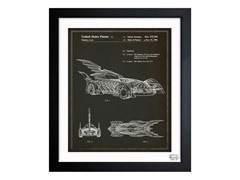 Batmobile 1996 (3 Sizes)