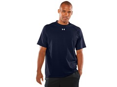 Team Tech Short Sleeve T-Shirt - Navy (L/XL)