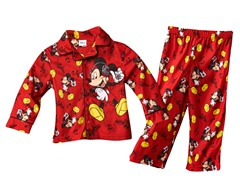 Mickey Mouse 2-Piece Set (2T-4T)