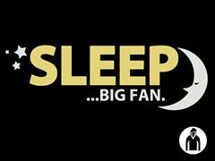 Sleep Jersey LS Hoodie