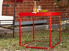 Reginold Indoor/Outdoor Butler Accent Table