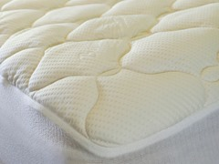 Rayon from Bamboo Mattress Pad - 6 Sizes