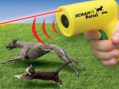 Scram Patrol Sonic Animal Chaser