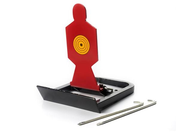 Body Shot  22/ 17 Caliber Pop-Up Target
