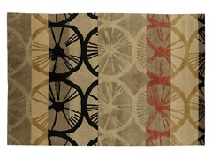 Ohmi Hand Knotted Rugs - 4 Sizes
