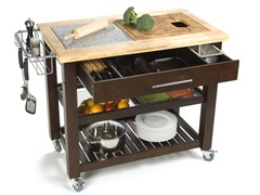 "Pro Chef  23.75x40.5""  Food Prep Station"