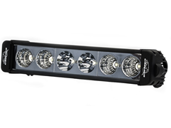 12-Inch 10-Watt 6-LED Combination Light Bar