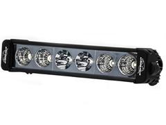 12-Inch 10-Watt 6-LED Combination Light Bar
