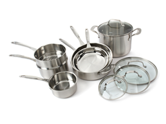 Cuisinart 11-Piece Cookware Set