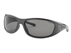 Unisex Shoofly Polarized - Charcoal/Gray