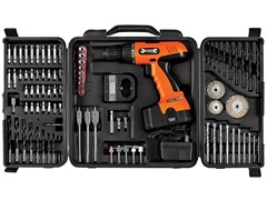 18V 89-Piece Cordless Drill Set