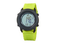 Basecamp Digital Watch - Black/Green