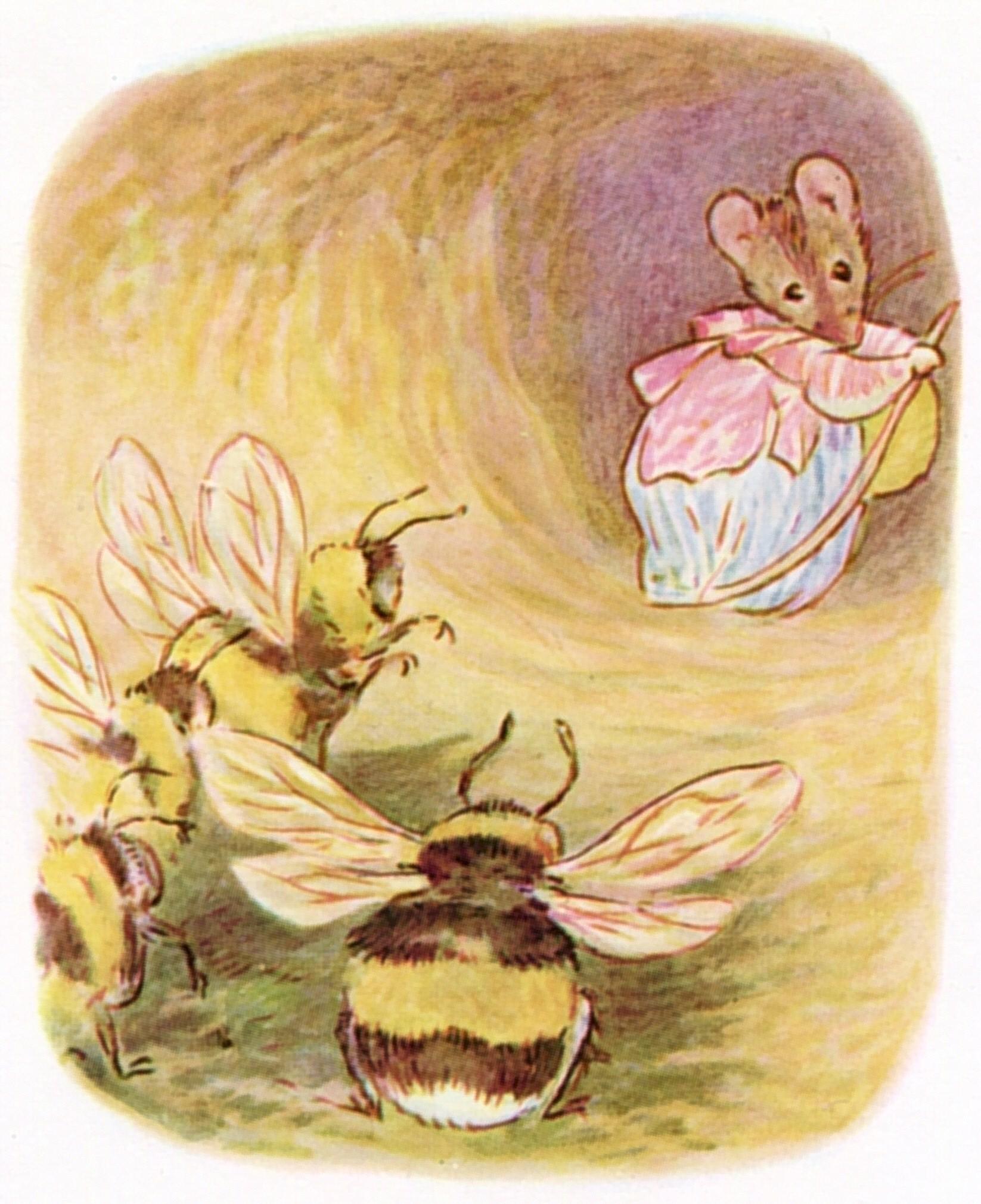 buzz buzz squeak
