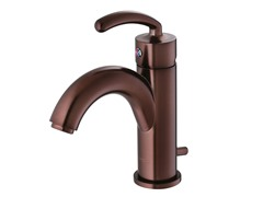 Single Handle Faucet, Bronze