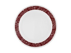 Bandhani Dinner Plates - Set of 6