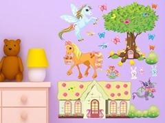 Peel & Play Accessory Pack - Pony