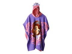 Sofia The First Hooded Poncho - Youth