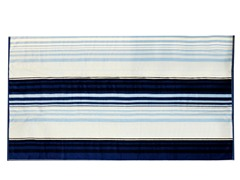450GSM 36x70 Blue Stripe Towel