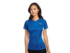 Puma Women's TB Running Shirt, Royal