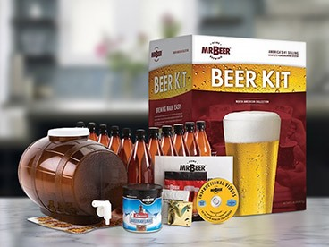 Mr. Beer North American Beer Kit