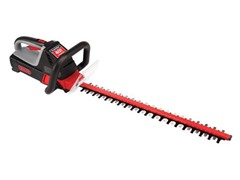 40-Volt Hedge Trimmer Kit, Battery