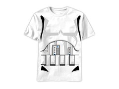I Am A Storm Youth Costume Tee (8-20)