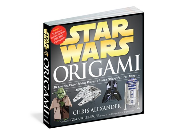 star wars origami 36 projects paper
