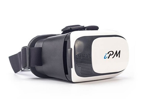 iPM 3D Virtual Reality Glasses w/Remote 2 Pack CE22215A