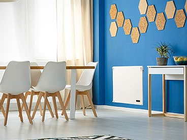 Amaze-Heater Flat Panel Room Heaters