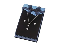 Sterling Silver Set White