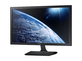 "Samsung 21.5"" Full-HD LED-backlit Monitor"