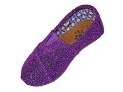 Purple Kaymann Frost Loafers (Yth 11-3)