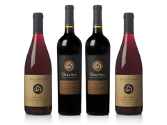 Deep Red/Pinot Noir Combo Pack (4)