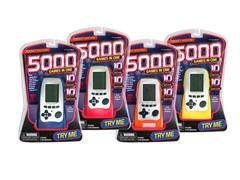 Pocket Arcade 5000 Games in 1