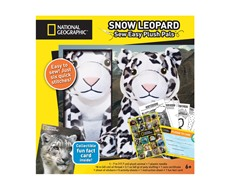 Make and Play Snow Leopard