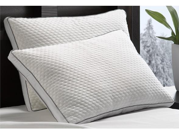 Arctic Chill Super Cooling Gel Fiber Pillow Pack Of 2