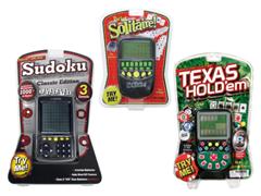 Pocket Arcade Games 3-Choices