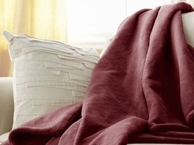 Heated Throws and Comforters