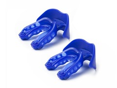 Shock Doctor Mouthguard 2pk - Royal Blue