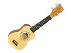 """21"""" Soprano Ukulele Guitar Package"""