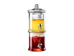 Norfolk Double 125oz Beverage Dispenser