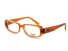 Chloe CL1151.C02.50-16 Optical Frames - Blond Horn