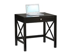 Anna Laptop Desk Antique Black