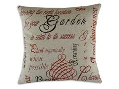 Chatsworth Garnet 17x17 Pillow
