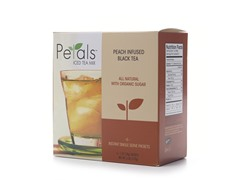 Petals Peach Black Tea Mix