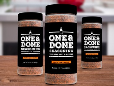 One and Done Seasoning