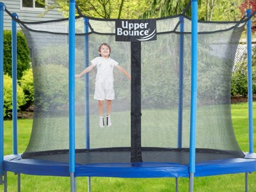 Trampolines for the Holidays!